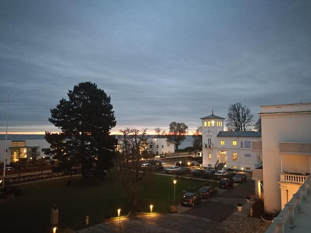 Vi rykkede ind på Kurhotel Skodsborg
