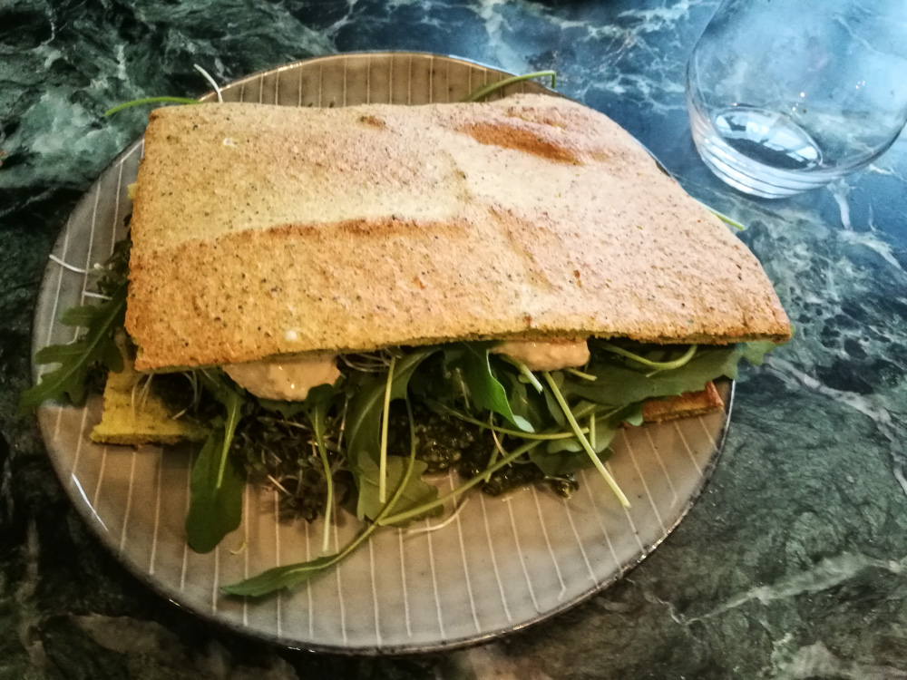Hjemmegjort frokostspise