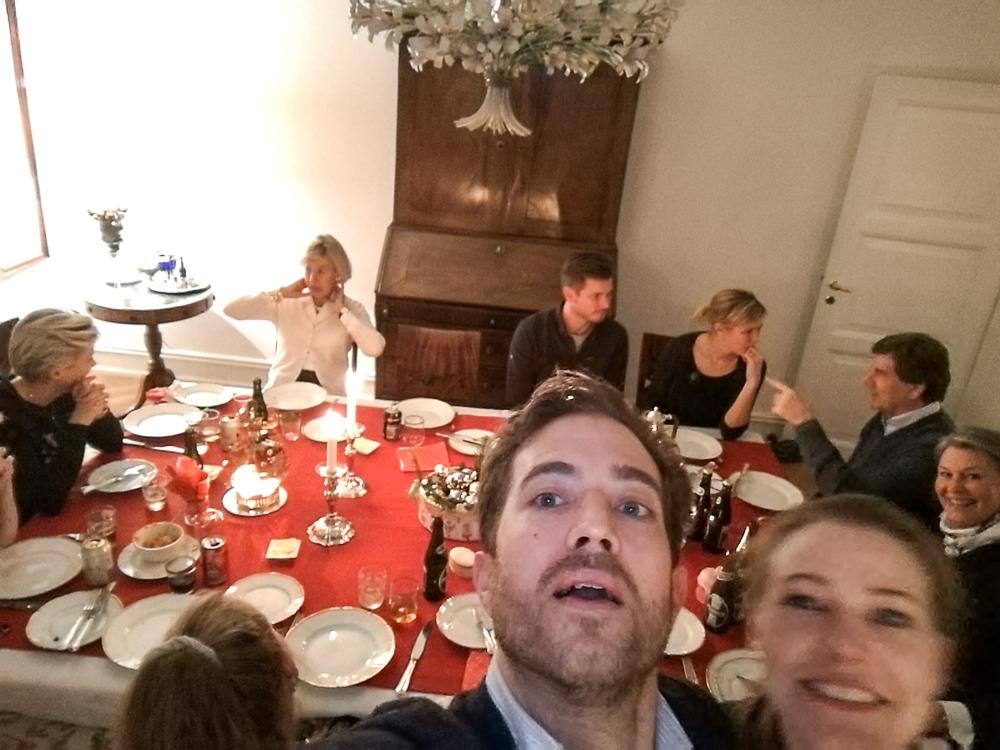 Ved bordet