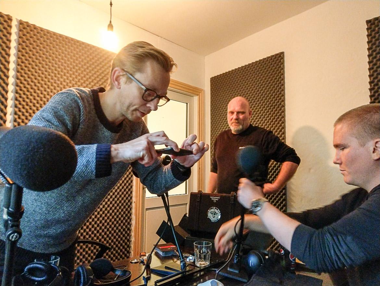 brian lykke podcast