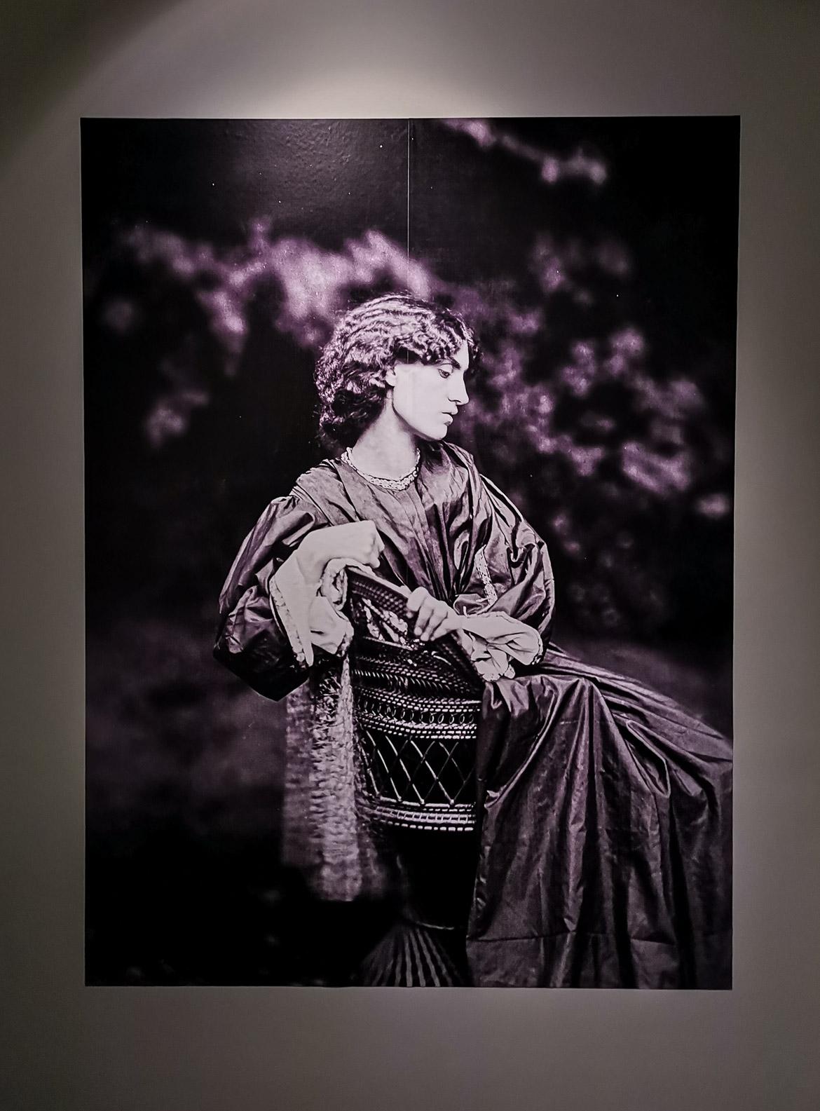 William Morris på Nivågaard