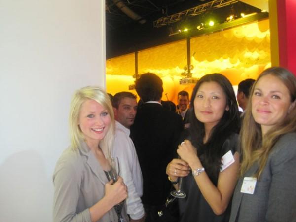Sofie, Solvej og Sara - medrejsende flickor med god karma, hårdag og stil...