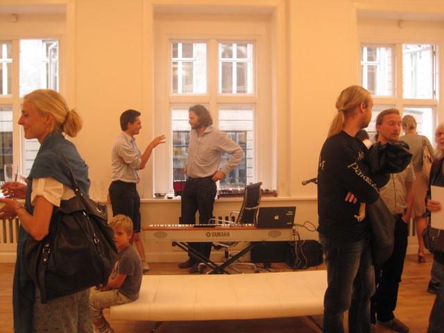 Musik & mingling