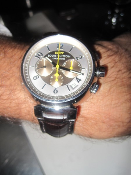 Louis Vuitton kan mere end bælter og tasker - de kan også lave tidsmaskiner.