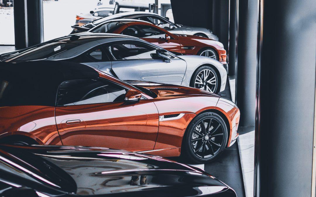 Automobilių eksportas iš Danijos