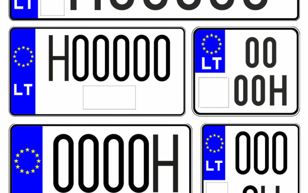 Prašymas gauti leidimą Danijoje vairuoti transporto priemonę, kuri yra registruota užsienyje