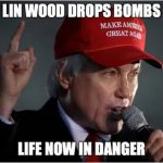 Lin Wood dropping BOMBS!!!
