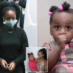 Mother, 19, who left her 20-month-old daughter to starve to death while she spent six days celebrating her 18th birthday 'had left her alone ELEVEN times before'