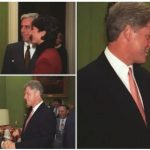 New Photo's Show Bill Clinton Meeting Child Sex Trafficker Jeffrey Epstein in White House