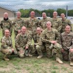 Soldiers Shave Heads for Battle Buddy's Sister Fighting Cancer