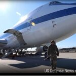 """Weird: The """"Doomsday Plane"""" Just Flew Over Missouri and Illinois Read More: Weird: The """"Doomsday Plane"""" Just Flew Over Missouri and Illinois"""