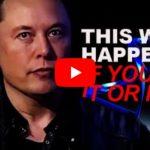 Elon Musk on RNA … SCARY