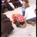 American Leftists Who Hate Religion Melt At The Sound Of Allah's Prayers And Join In The Kneeling (Video)