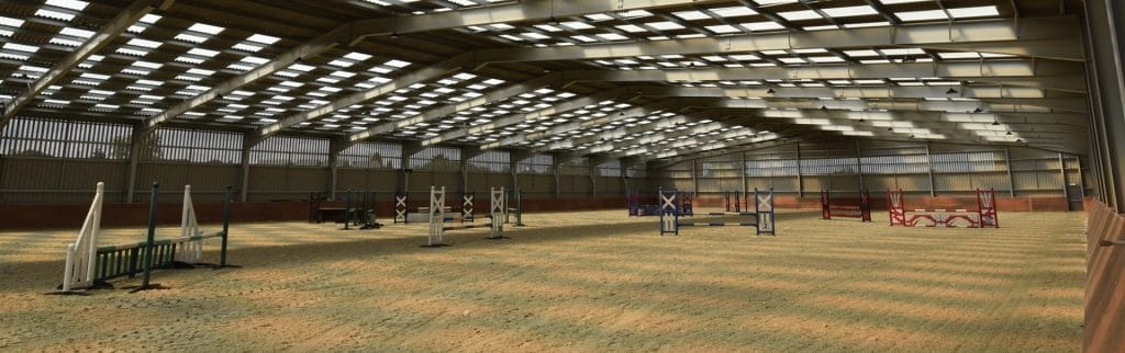 Newbold - Indoor Arena Booking
