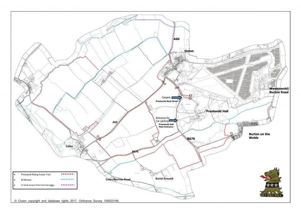 PERS Estate Ride Map