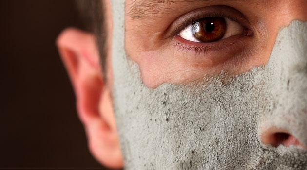 appliquer masque visage