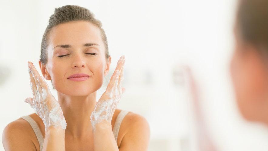 nettoyer la peau de votre visage