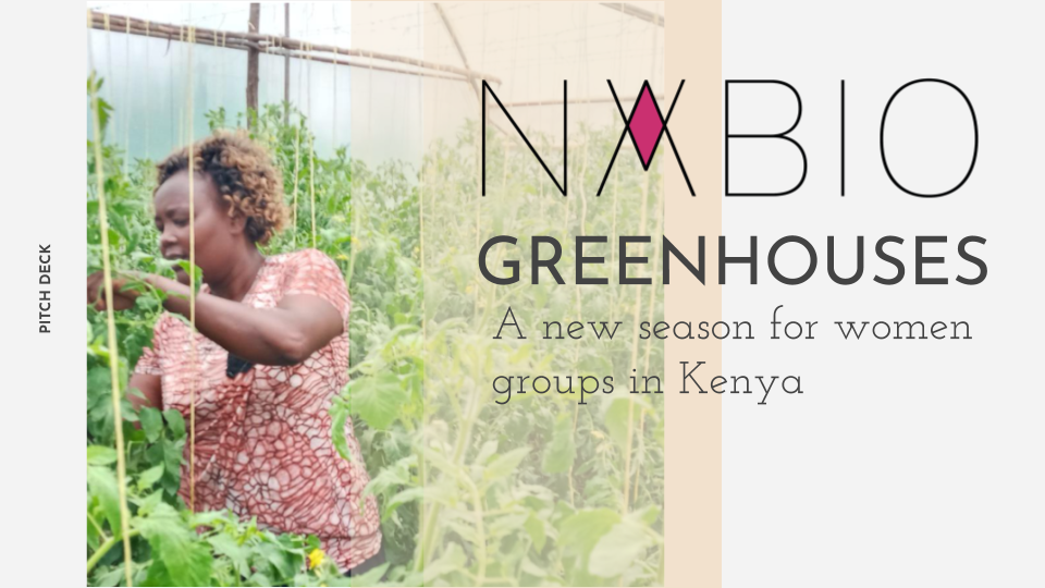 NABIO Greenhouse – A new season.