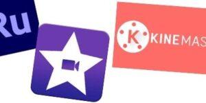 Mobile apps til videoredigering