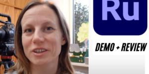 rush demo og review af Nanna Fock