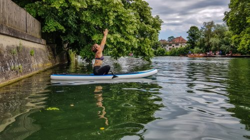 NeckarSUP, Stand up Paddling Stand up Paddeln