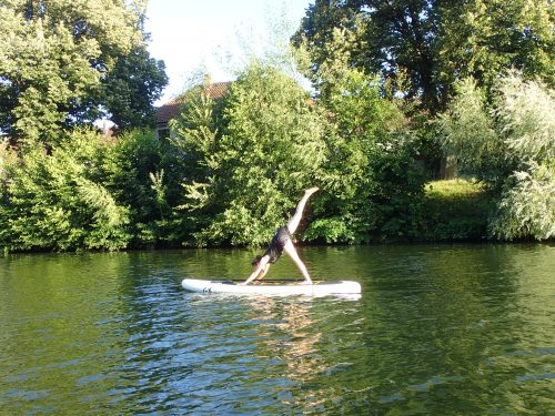 Stand up Paddling Stand up Paddeln