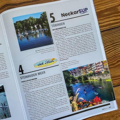 NeckarSUP - Sup Board Magazin