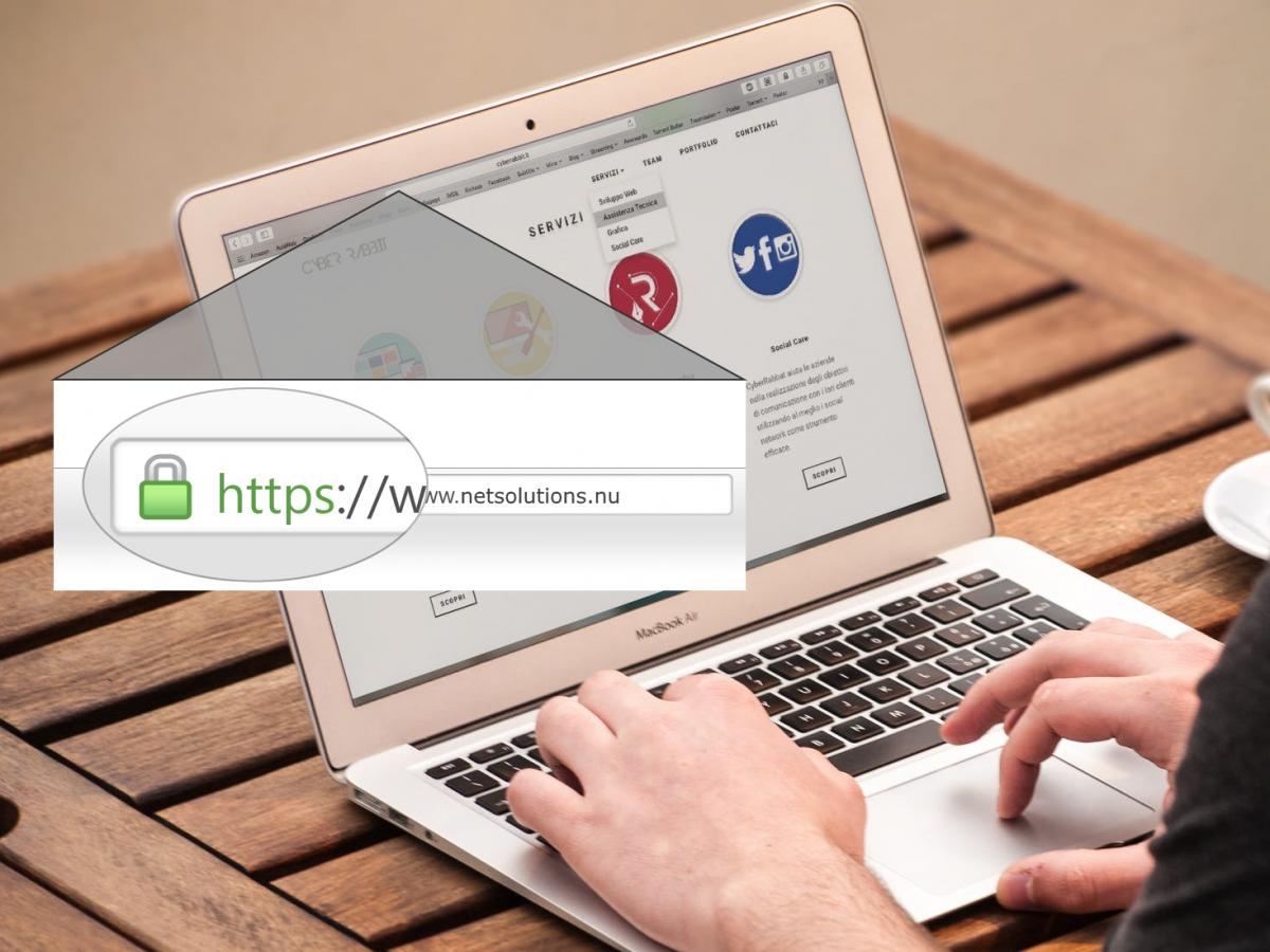 SSL för allas bästa - Google och besökarna