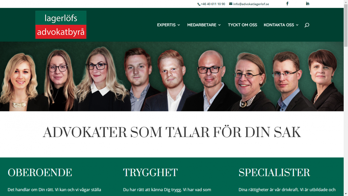 Lagerlöfs Advokatbyrå