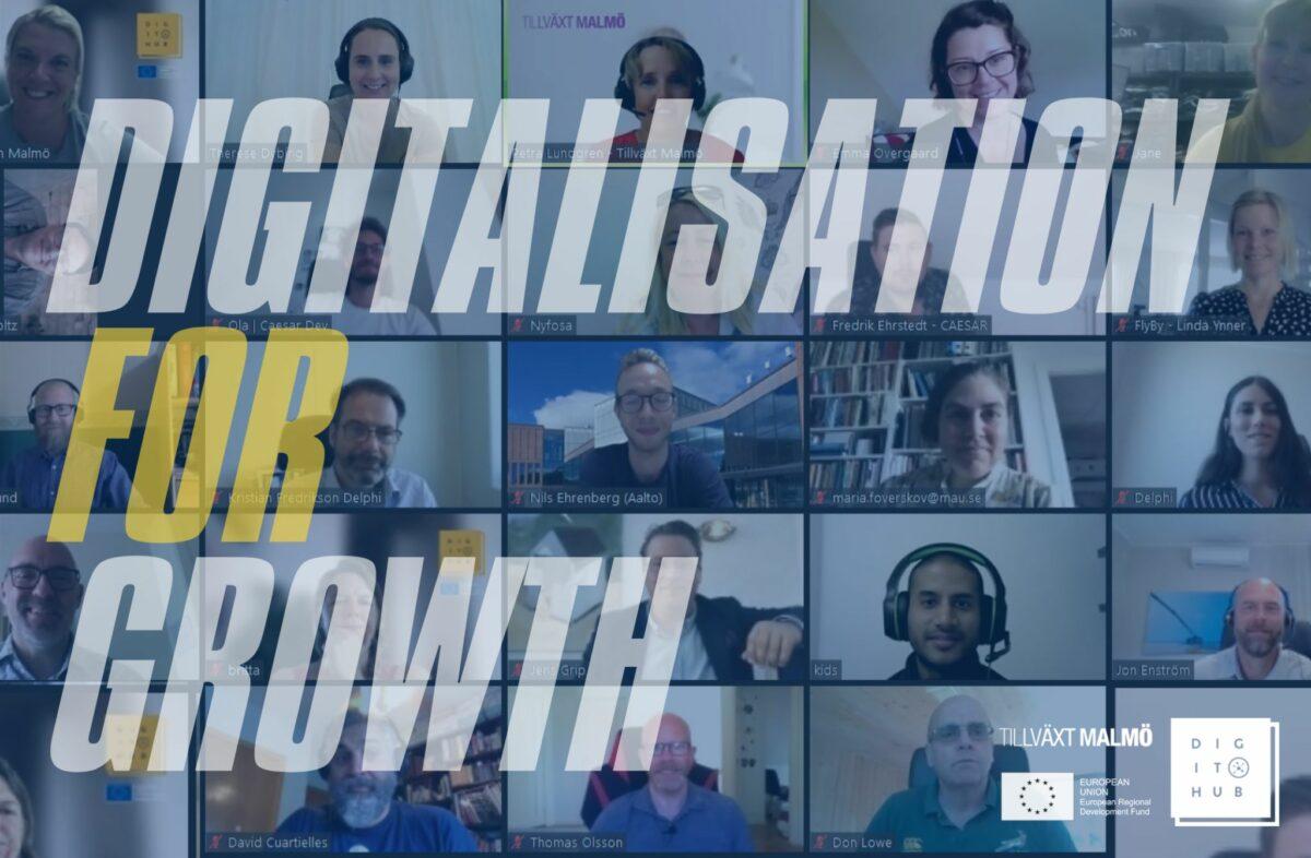 NetSolutions på DigIT Hubs Hackathon