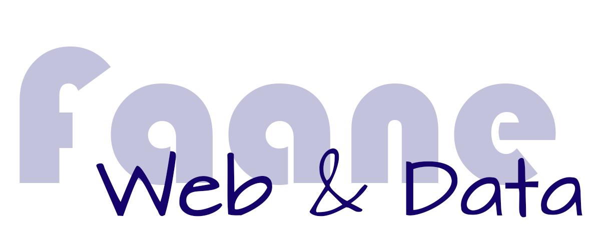 Faane Web & Data sin nettbutikk
