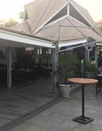 Le 5/5 Restaurant Bar Live