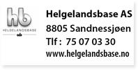 Annonse Helgelandsbase AS