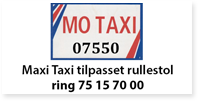 Annonse Mo Taxi