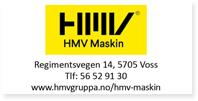 Annonse HMV Maskin