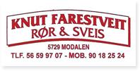 Annonse Knut Farestveit Rør Og Sveis