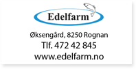 Annonse Edelfarm