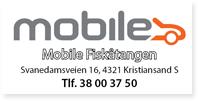Annonse Mobile. Fisketangen