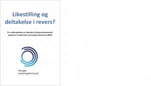BPA-rapport Likestilling og Deltakelse I Revers