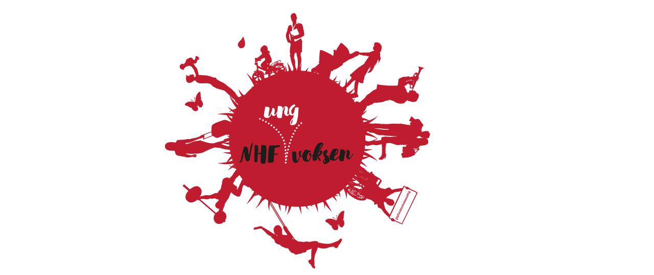 Logo Ung Voksen