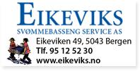 Annonse Eikeviks Svømmebasseng Service As