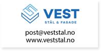 Annonse Vest Stål Og Fasade Vestdal