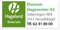 Annonser Elverum Hagesenter