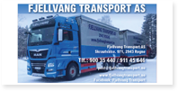 Annonser Fjellvang Transport As