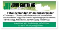 Annonser John Galten As