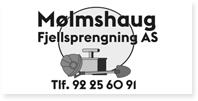 Annonser Mølmshaug Fjellsprengning