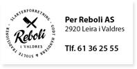 Annonser Reboli Per Reboli As