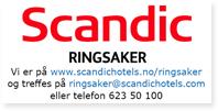 Annonser Scandic Ringsaker