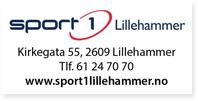 Annonser Sport1 Lillehammer