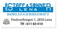 Annonser Staff og Sønner Lena Rørleggerbedrift bademiljø